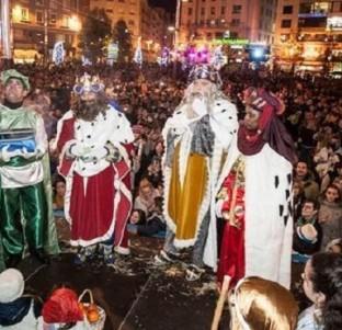 Los Reyes Magos, en directo desde Oriente