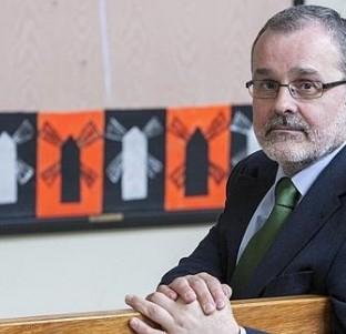 Ángel Pazos, nuevo rector de la Universidad de Cantabria