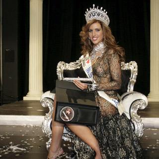 Lucila Fernández Lázaro, Miss Cantabria 2008